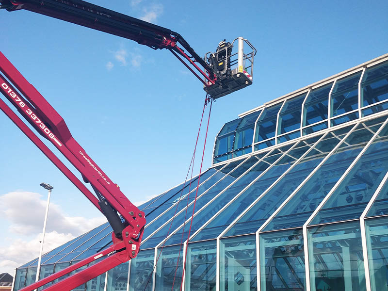 Dynamic Access Commercial Glazing Services JPG 002