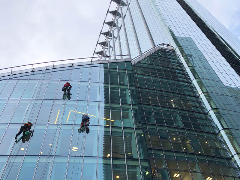 Dynamic Access Commercial Glazing Services JPG 004