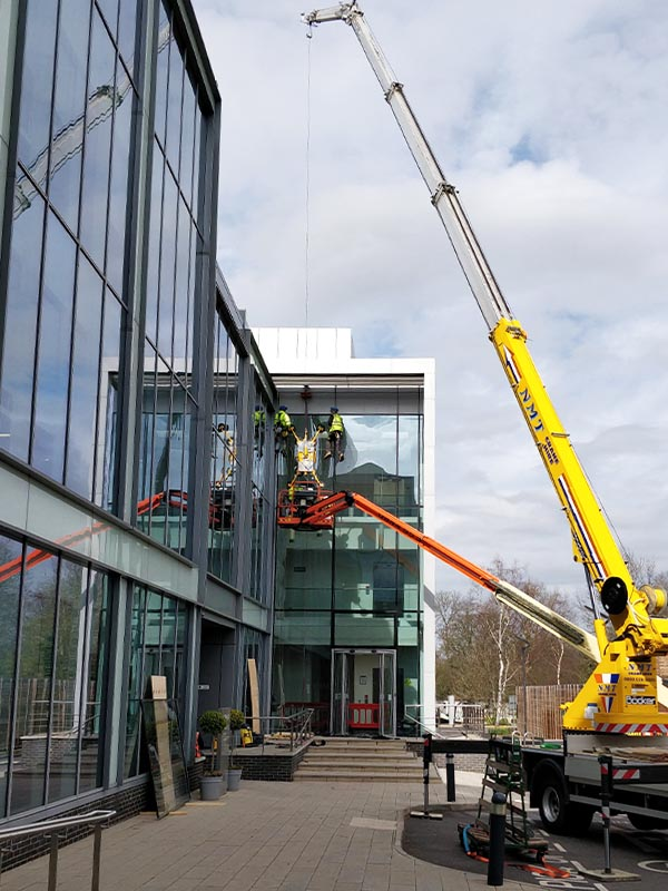 Dynamic Access Commercial Glazing Services JPG 005